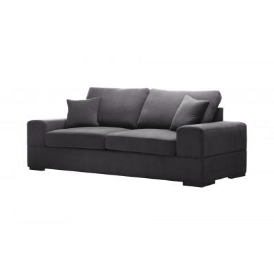 3-Sitzer-Sofa Dasha | Anthrazit