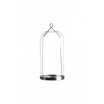 Glas-Hängekerzenhalter | Laterne Ø 11 cm x 24,8 cm
