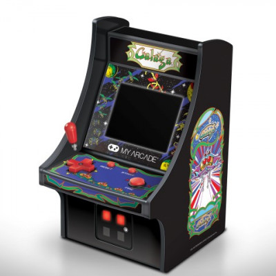 Mini Retro Arcade Machine Micro Player | Galaga