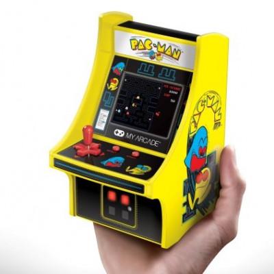 Mini Retro Arcade Machine Micro Player | Pac-Man