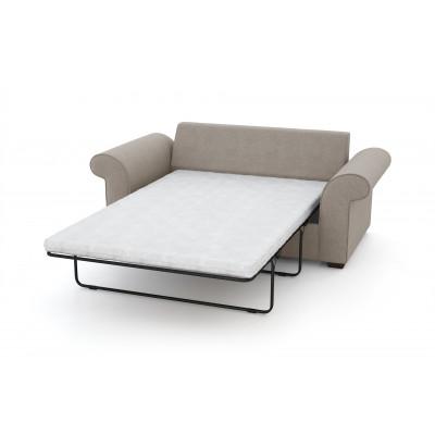 2-Sitzer-Schlafsofa Ivy | Beige