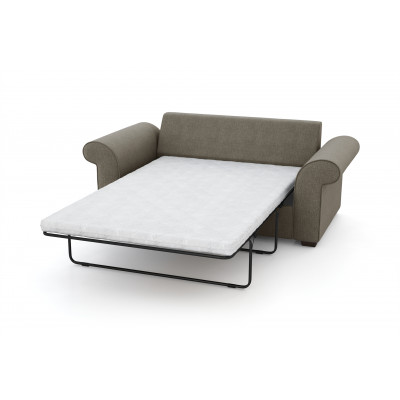 2-Sitzer-Schlafsofa Ivy | Taupe