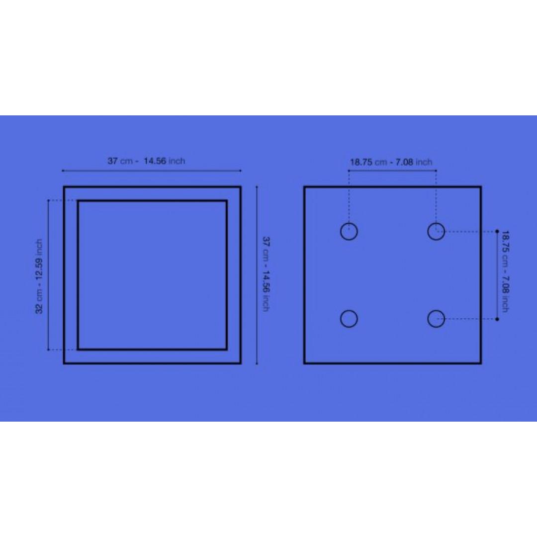 Combo Rack Dice | 2 x Medium