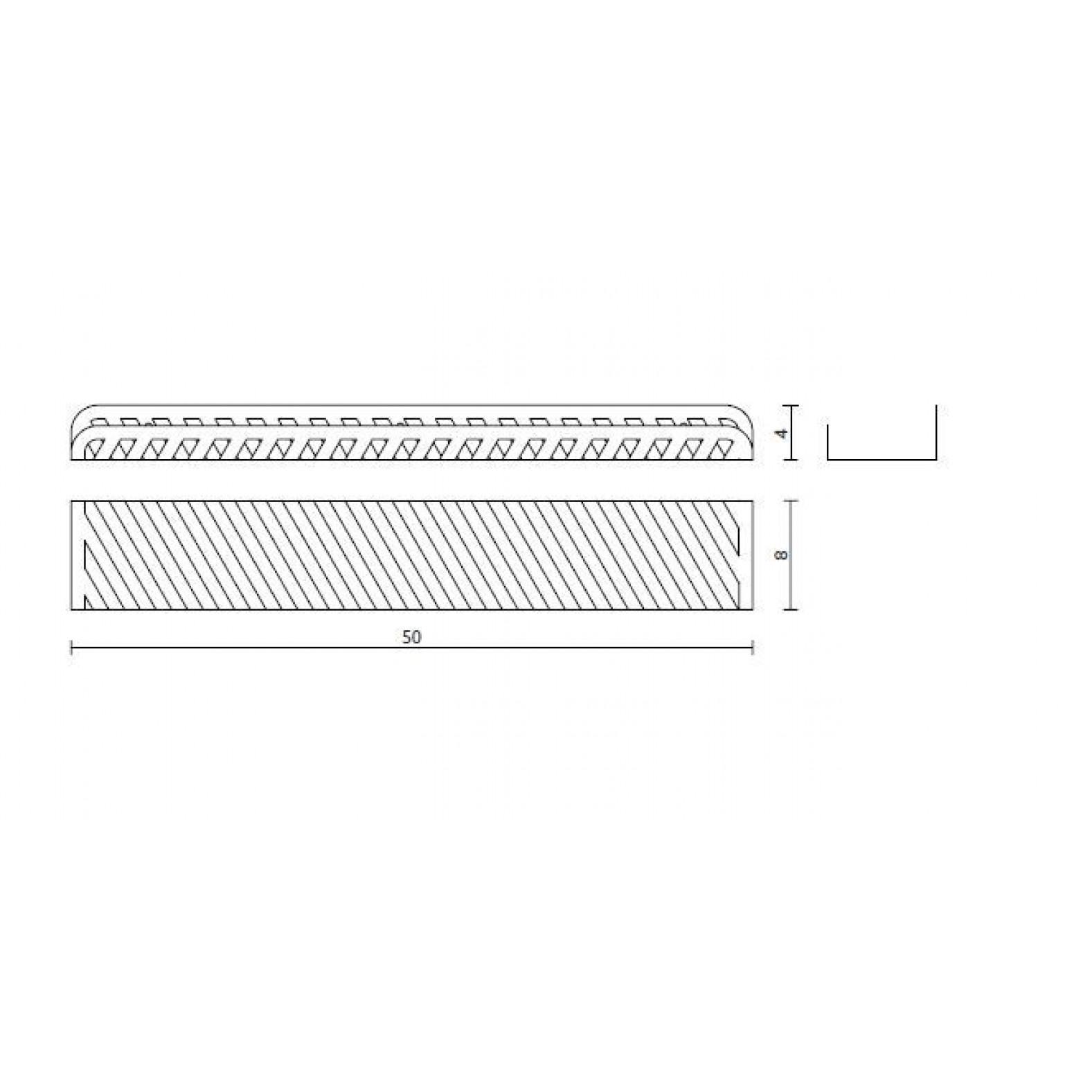 Grid 02 Wall Shelf
