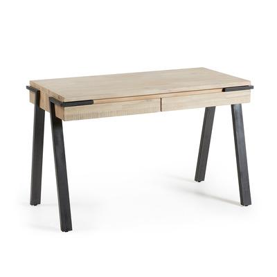 Schreibtisch Thinh   Helles Holz