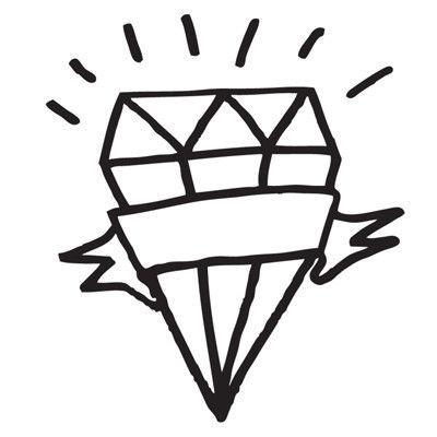 Diamant ! 2er-Satz