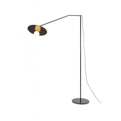 DISK Floor Lamp | Black