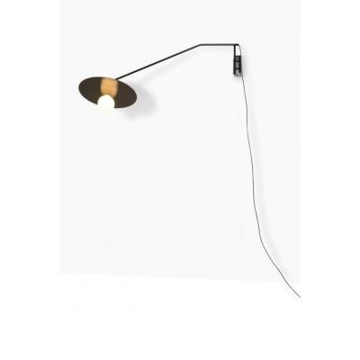 DISK Wall Lamp | Black