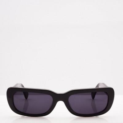 Sonnenbrille Unisex Dixon | Ultra Schwarz