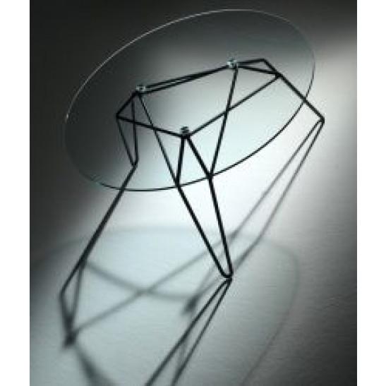 Diamond Salon Tafel | Wit