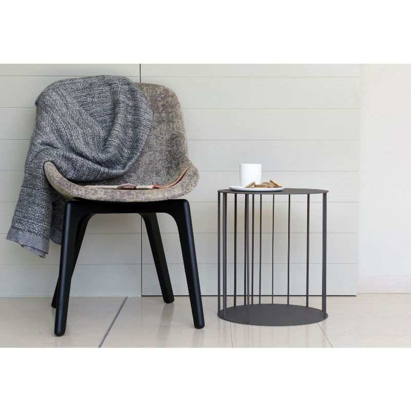 Magic Side Table   Taupe
