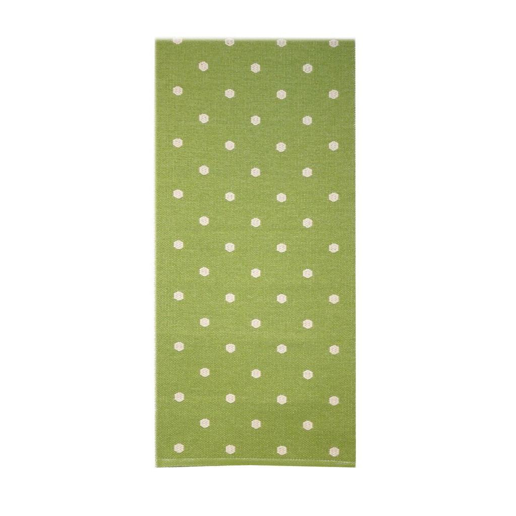 Green Dot Rug