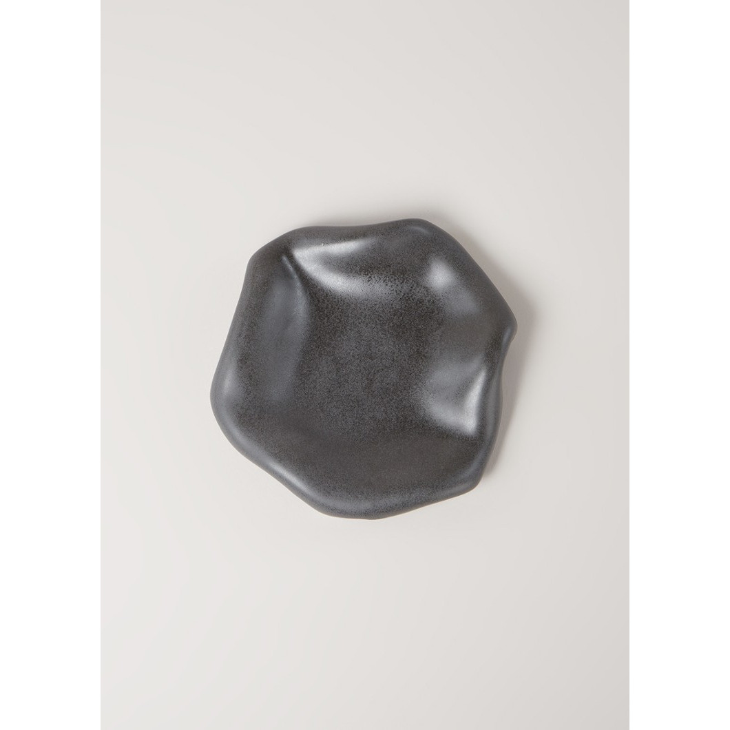 Porte-savon BY HAND | Gris Foncé