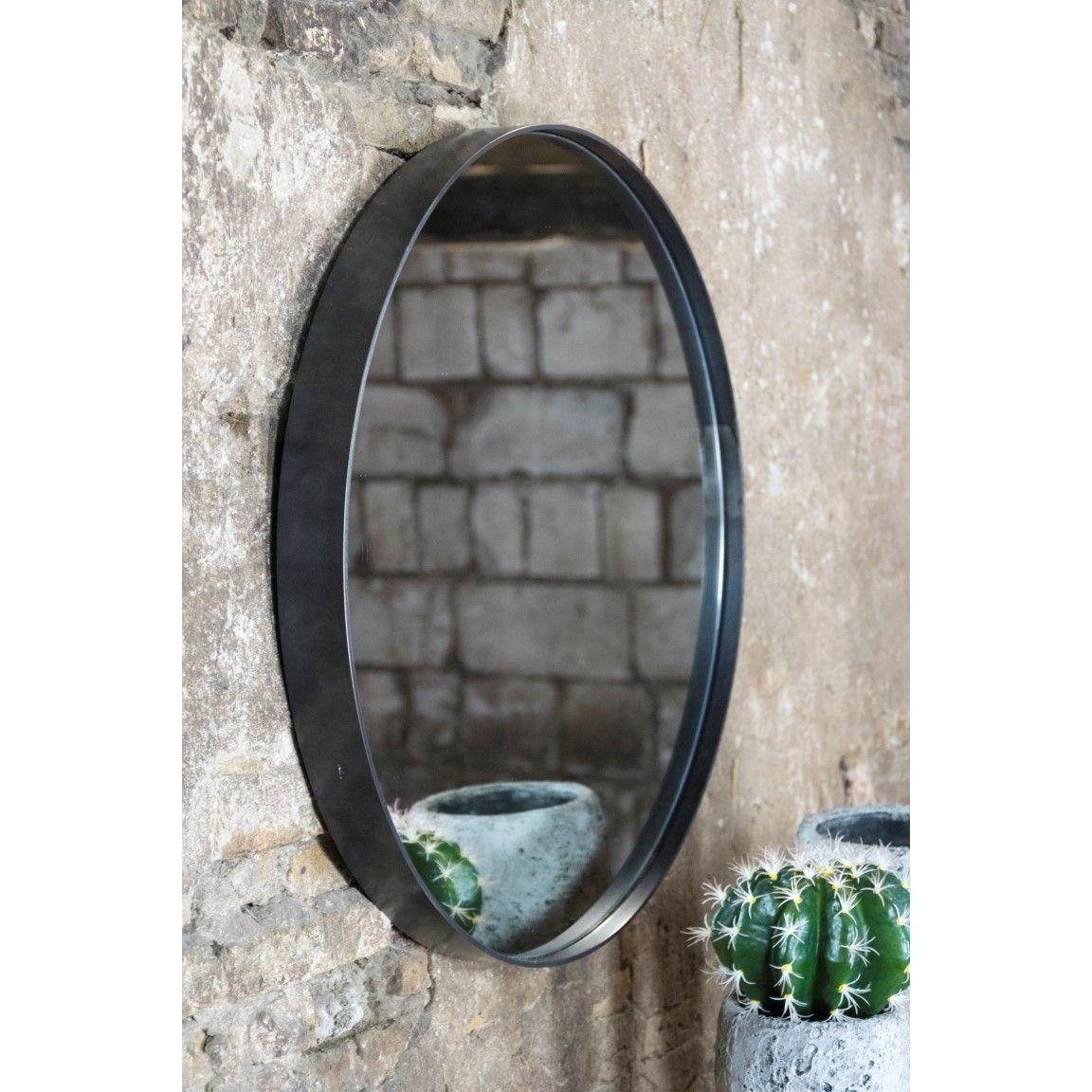 Round Mirror Donna 3 | Blacksmith