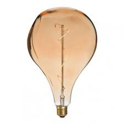 Glühbirne E27 Unica de Luxe Gold
