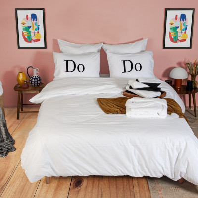 2er-Set Kissenbezüge & Bettbezug   Do Do