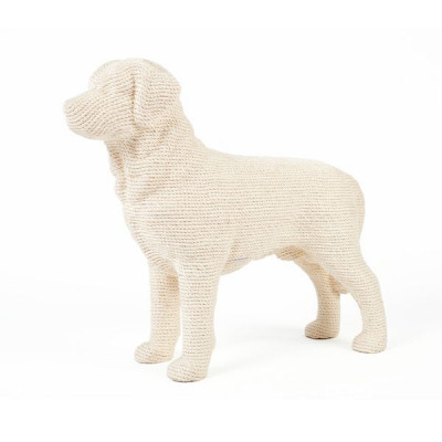 DOG Scratchpost   White