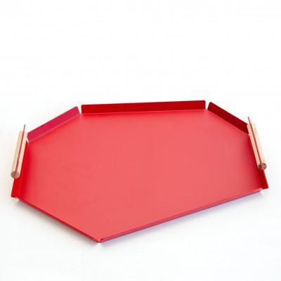 Vök Tablett Groß | Rot