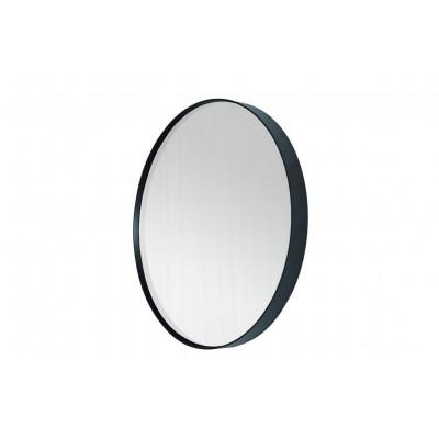 Round Mirror Donna 3   Black