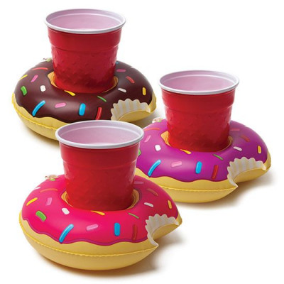 Beverage Boats Donuts | 3 Pieces