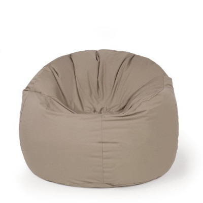Outdoor Sitzsack Donut Plus | Schlamm
