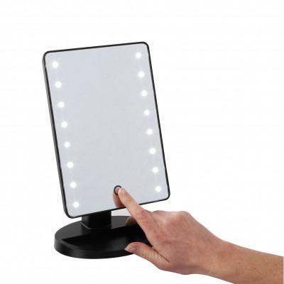 Sensor Light Mirror | Black