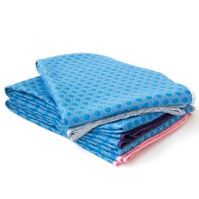 DOTS-Decke Blau
