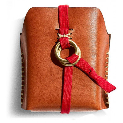 Double Leather Playing Card Case