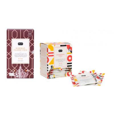 Organic Tea Set | Double Chai