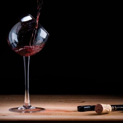 Tipsy Weinglas | Set/2
