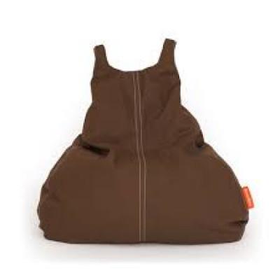 HappyCat Bean Bag Baumwollgewebe klein   Braun
