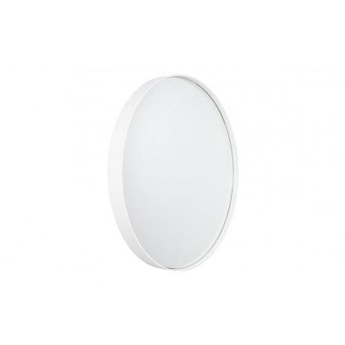 Round Mirror Donna 3 | White
