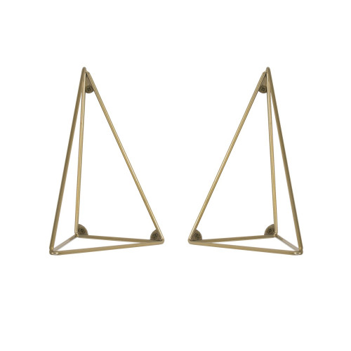 Bracket | Set of 2 | Brass
