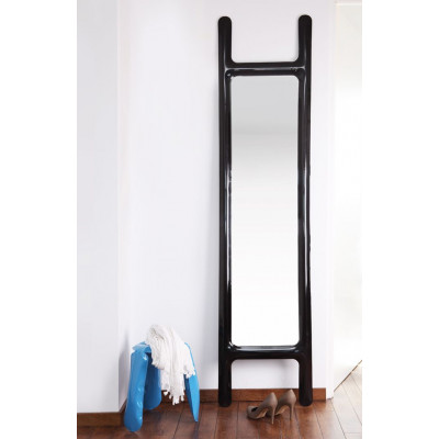 Drab Mirror- Black
