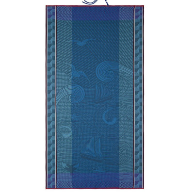 Strandtuch Baignade Socoa 200 x 100 cm | Blau