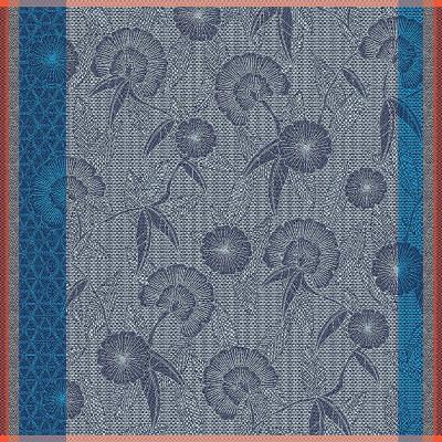 Strandtuch Orinocco 200 x 200 cm | Blau