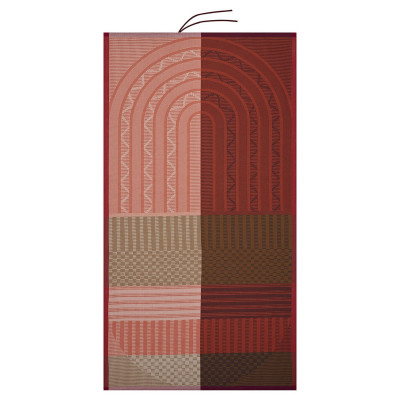 Strandtuch Totem Animal 200 x 100 cm | Rot