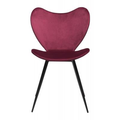 Chair Dreamer Velvet | Ruby