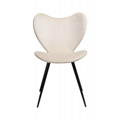 Chair Dreamer Velvet | Pearl