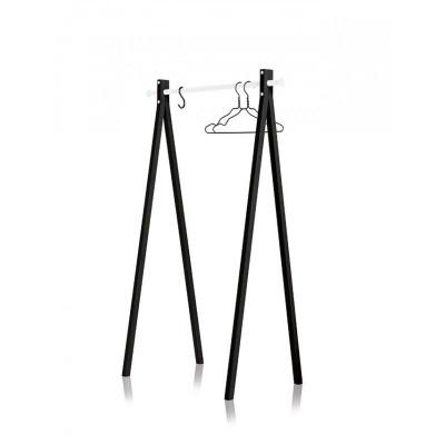 Dress Up Garment Rack Black/White