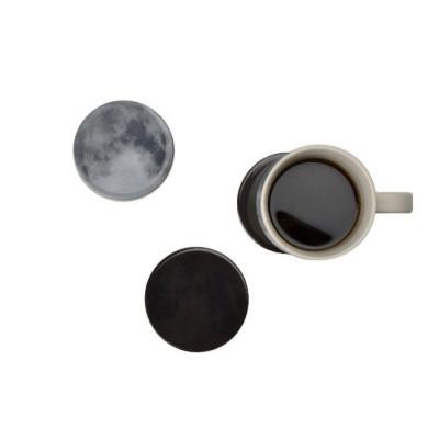 Untersetzer Drink the Moon | 4er Set