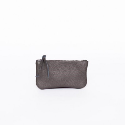 Glossy Wallet   Anthracite Grey