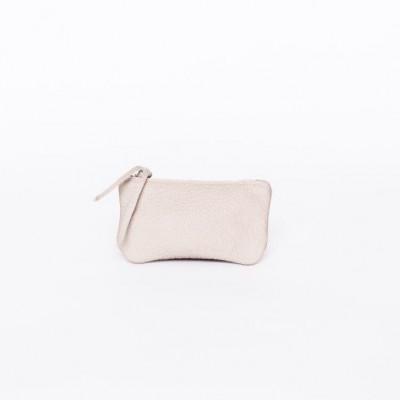 Glossy Wallet   Tortora Taupe