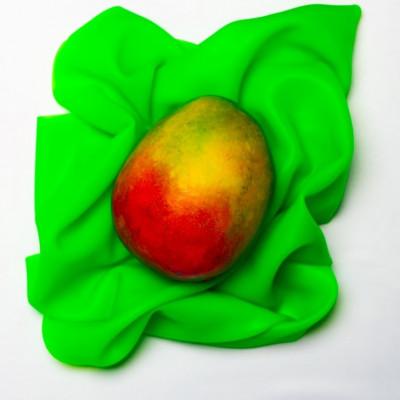 Dehnbare Lebensmittelverpackung The Wrap | Grün