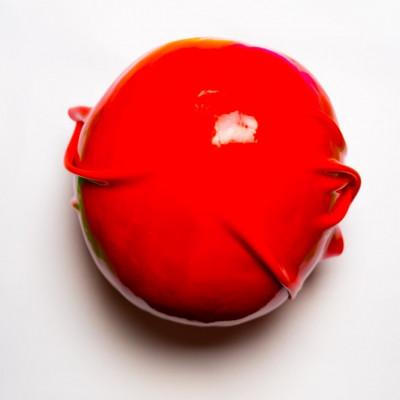 Dehnbare Lebensmittelverpackung The Wrap | Rot