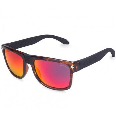 Ned Kelly Sunglasses | Turtleshell Frame & Red Lens