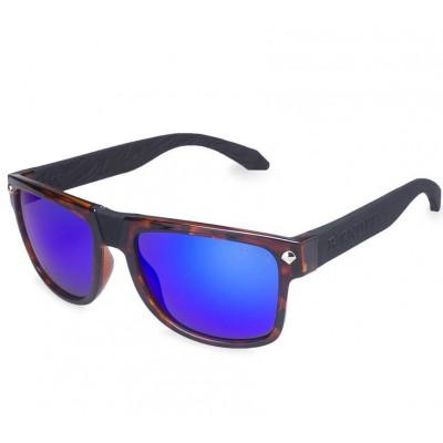 Ned Kelly Sunglasses | Turtleshell Frame & Blue Lens