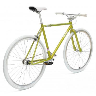 Chill Bikes | Base Grün - Weiß