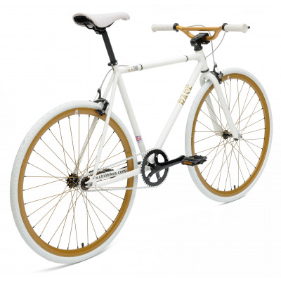 Chill Bikes | Basis Weiß - Bronce