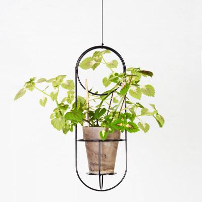 Hängende Pflanzenhalter Cibele Pendulum | Schwarz